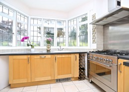 Kitchen extension project Surrey by Taylor