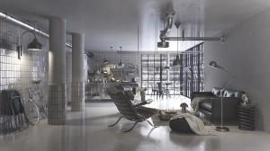 masculine-loft-space