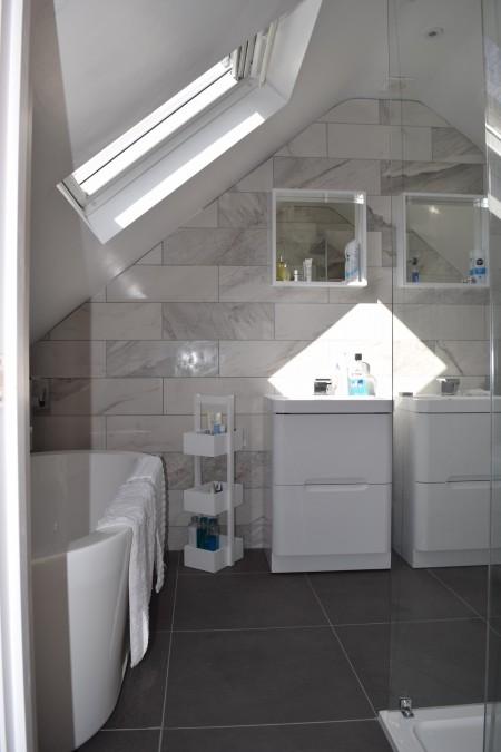 Bathroom Extension Reigate, Surrey