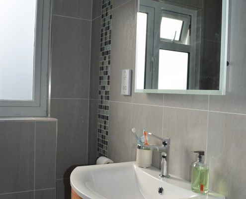 Bathroom job in Caterham 1