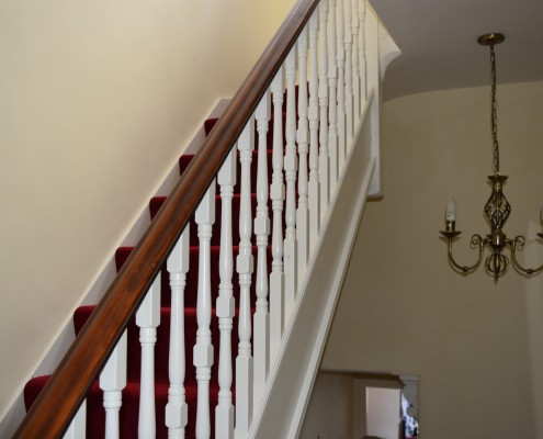 Staircase build Redhill, Surrey 3